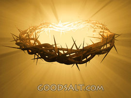 Crown of Thorns Gold